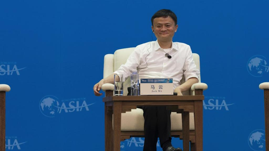 How Jack Ma changed China