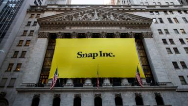 Snapchat loses another exec as the stock price plummets