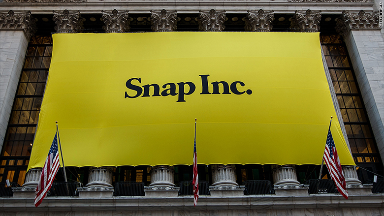 Snapchat Inc