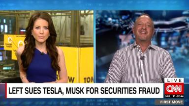 Short seller: Why it might be time for Elon Musk to step down from Tesla
