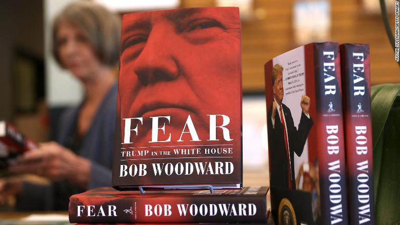 woodward fear