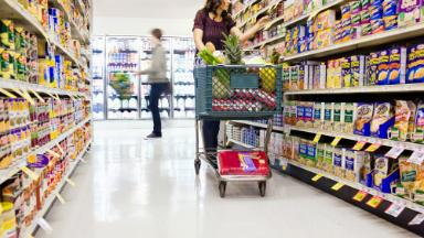 Grocery stores aren't dead, but they need help with real-time data