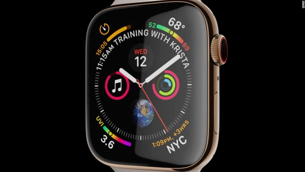 The new Apple Watch is FDA-approved to test your heart