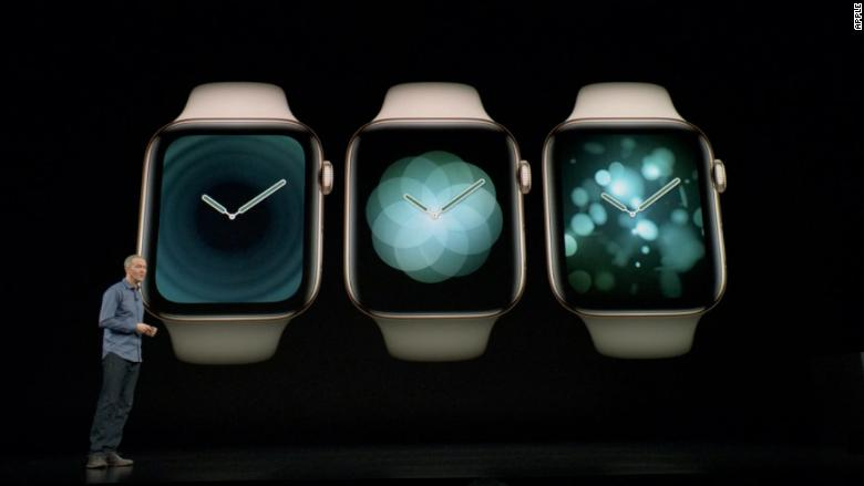 apple watch screenshot trio