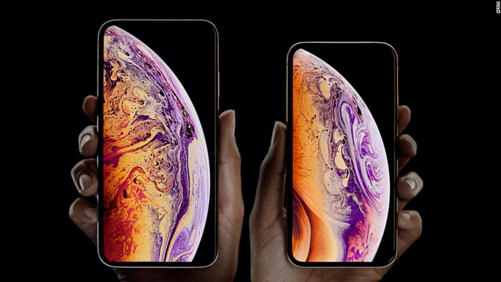 See the new Apple iPhone XS and XS Max