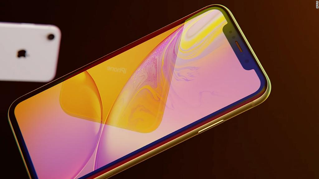 This is Apple's new iPhone XR