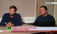 Novichok suspects: We were just tourists