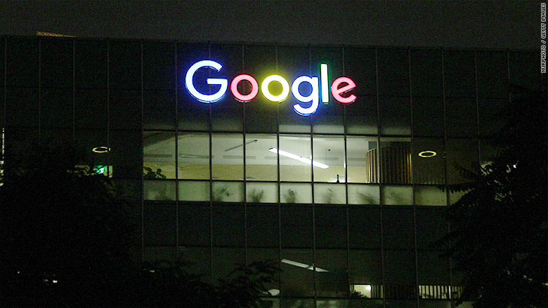 Leaked video shows Google execs troubled by Trump election