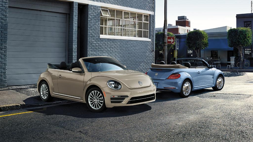 See Volkswagen's 'Final Edition' Beetle