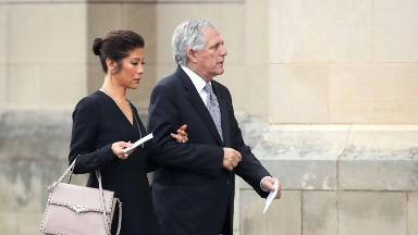 Julie Chen returns to CBS' 'Big Brother' with reference to husband Les Moonves