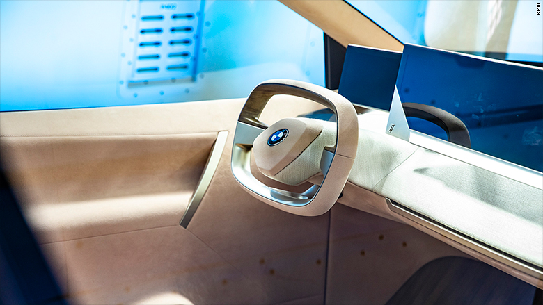 BMW INext interior