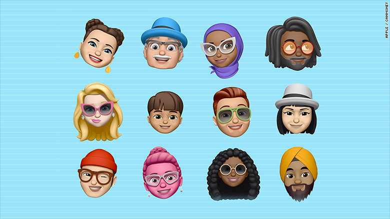 apple features memoji