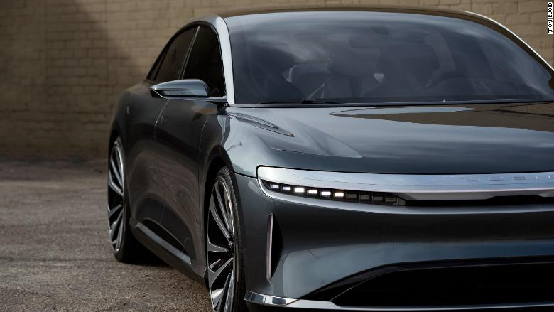 Motor World Car Factory >> Saudi Arabia invests $1 billion in Lucid, a potential ...