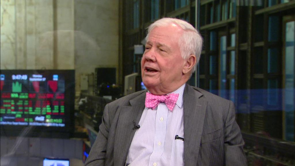 Legendary investor Jim Rogers: 'All-time lows excite me'