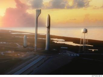 SpaceX will take a Japanese billionaire on a trip around the
