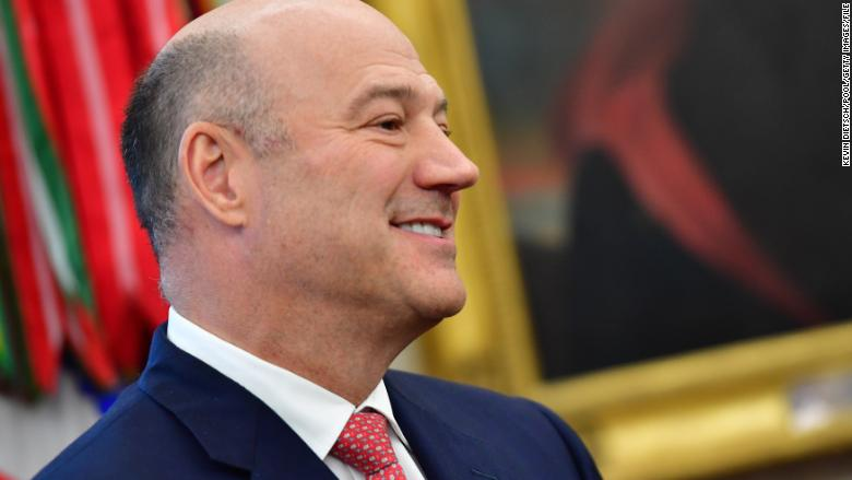 Gary Cohn: Jamie Dimon would be a 'phenomenal' president