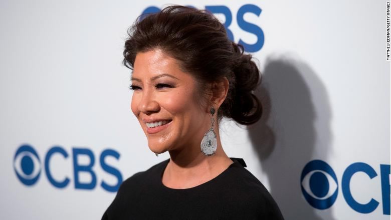 Julie Chen leaving 'The Talk' following husband Les Moonves' CBS exit