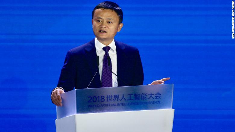 Jack Ma: US-China trade war could last 20 years