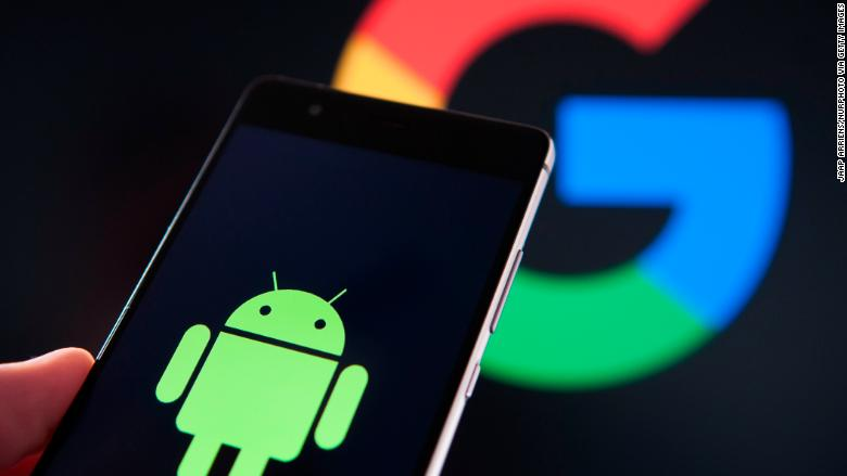 cnn.com - Charles Riley - Your next car could come with Google's Android