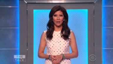 Julie Chen officially leaves 'The Talk'