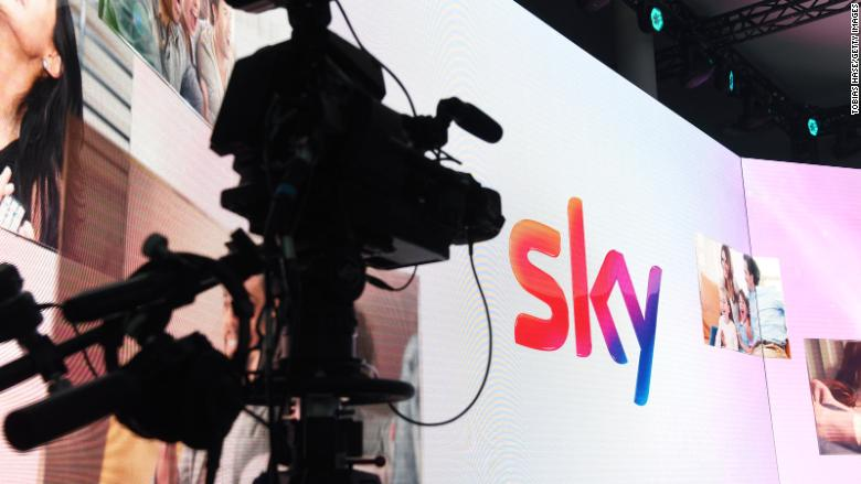 Fox, Comcast may duke it out for UK-based Sky this weekend