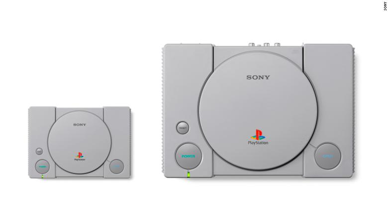 01 Sony PlayStation re release FILE