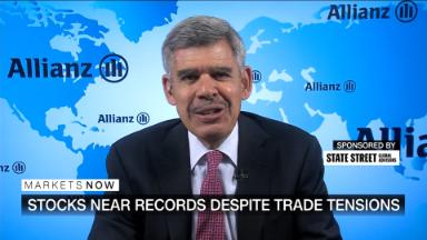 El-Erian: Investors recognize trade fears are short-term