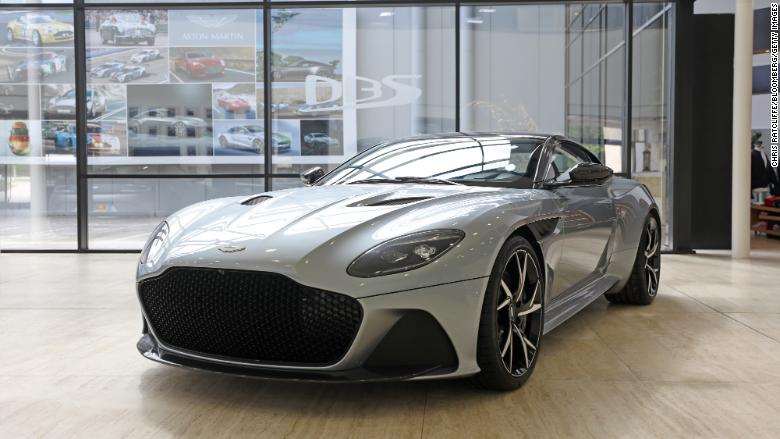 Aston Martin thinks it's worth as much as Ferrari. It'll soon find out