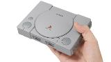 Sony releases a PlayStation retro console