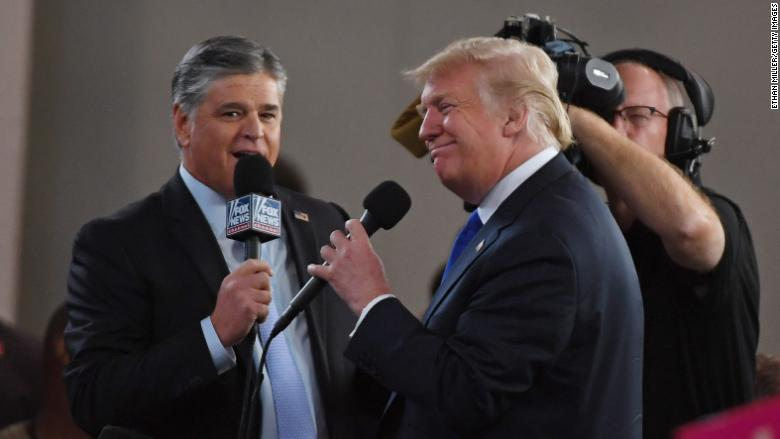 trump hannity sept 20