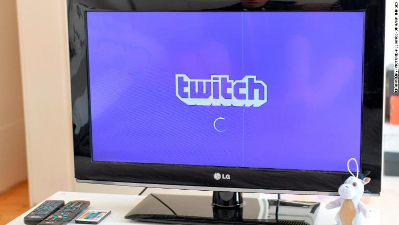 cnn.com - James Griffiths - China just blocked Amazon's streaming service Twitch