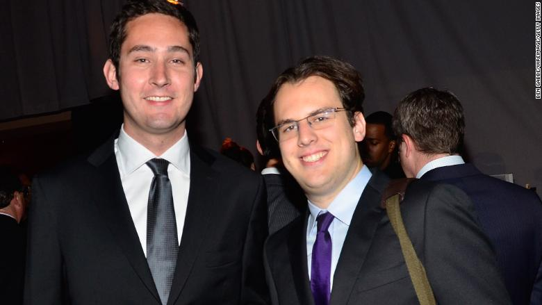 Blow to Facebook as Instagram co-founders quit