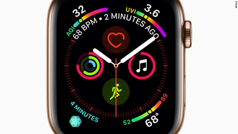 apple watch series 4 product shot