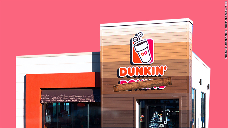 Dunkin' Donuts is officially dropping 'Donuts'