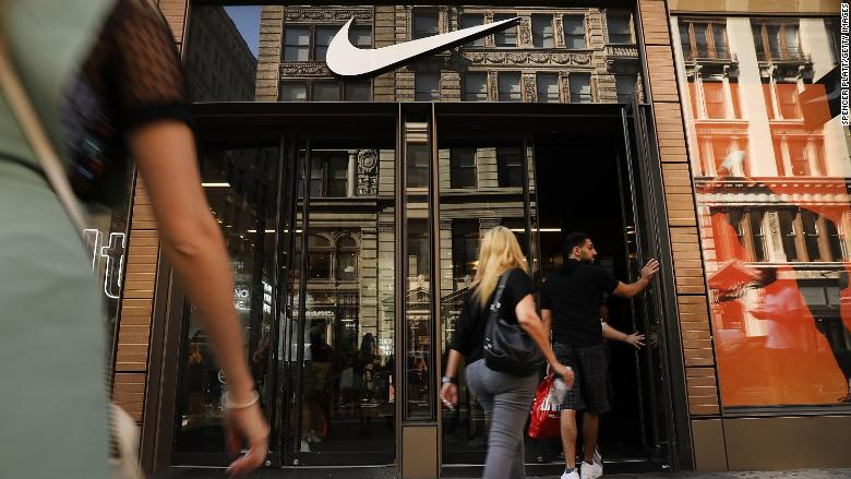 Instagram founders out; Nike earnings; Versace on the block