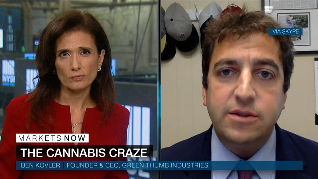 Weed stocks: Bubble or opportunity?