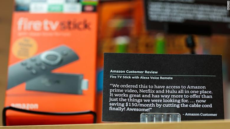 Amazon Launches NYC Physical Store Featuring Highly Rated Products