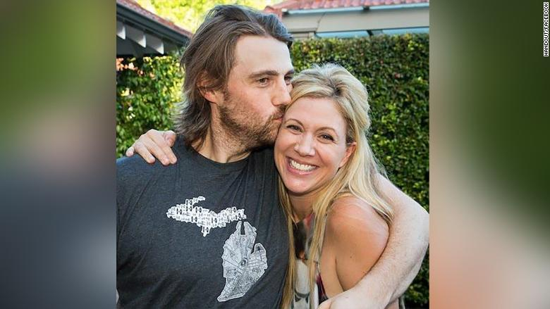 Mike and Annie Cannon-Brookes