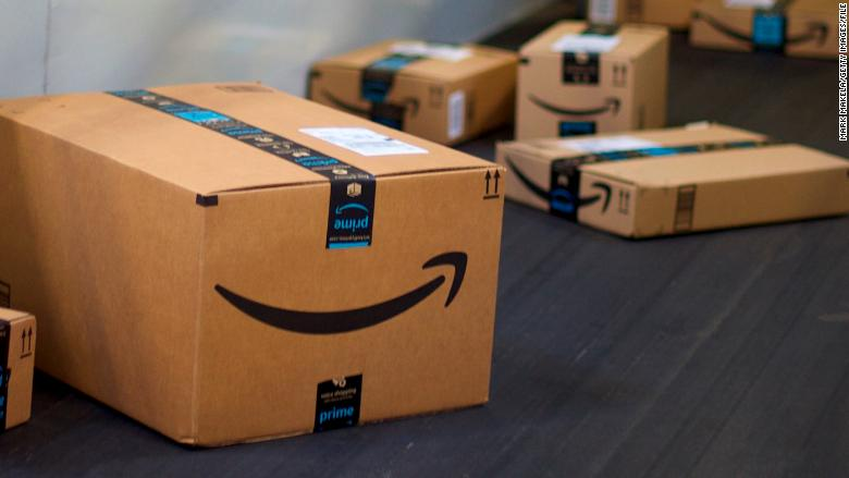 Amazon raises minimum wage for British and American staff