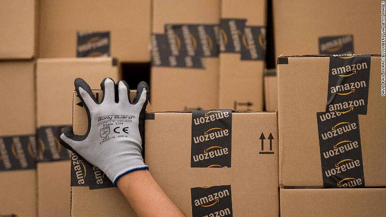02 US amazon employees FILE RESTRICTED