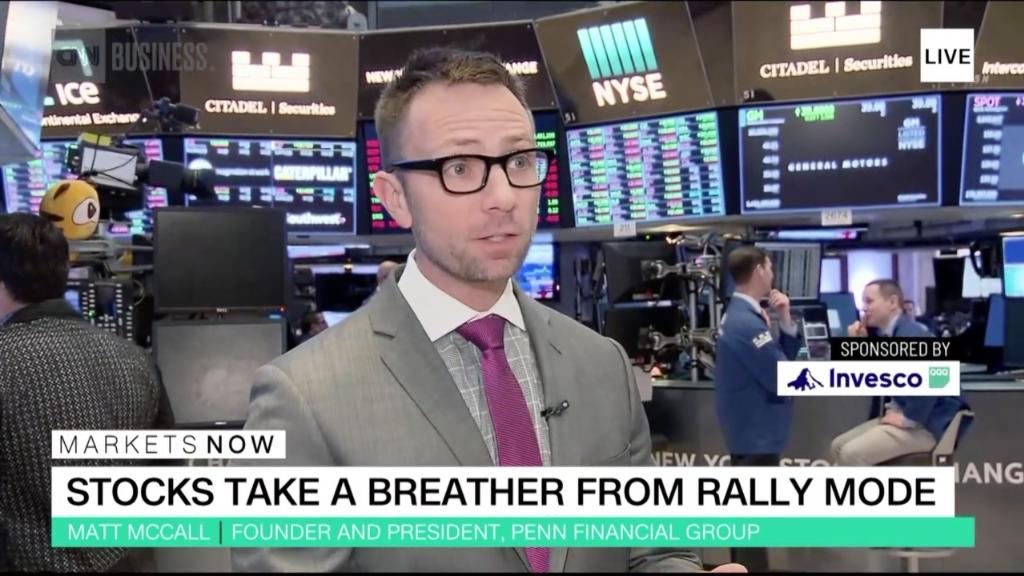 Matt McCall: S&P 500 will gain 25% this year