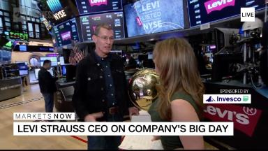 Levi's CEO: Expanding women's apparel key to growth