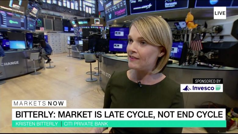 Analyst: Market is late cycle, not end cycle - Video - Investing