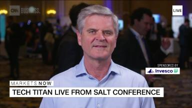 Steve Case: Tech companies must lead on privacy