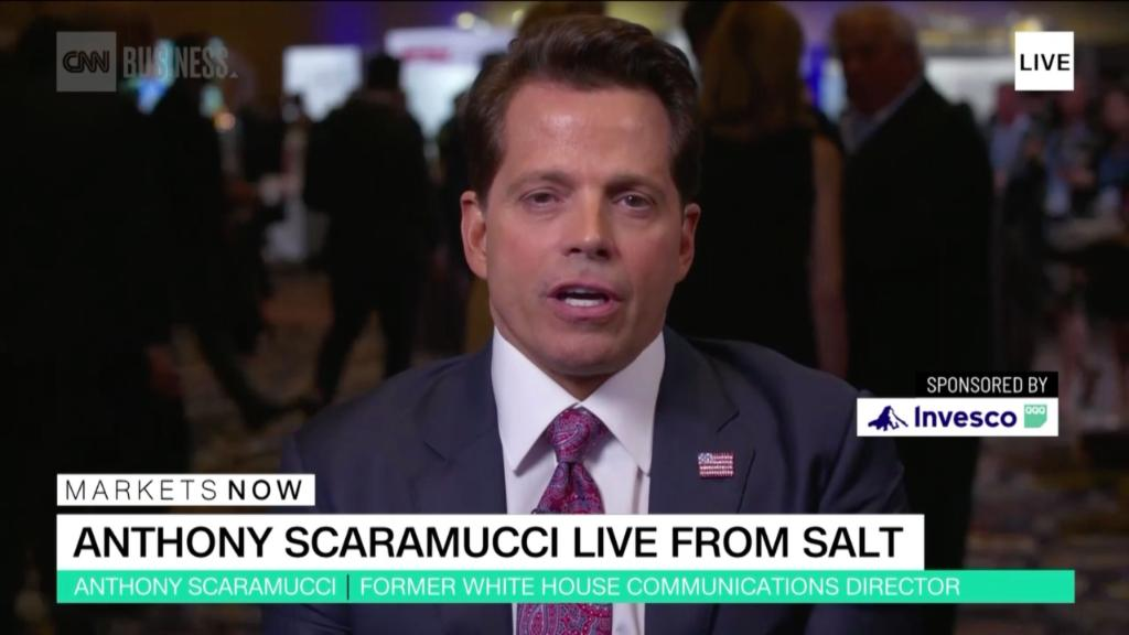 Scaramucci: If new Trump tariffs take effect, market could drop 7%