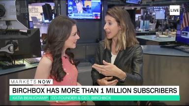FULL SHOW 6/12/2019: Birchbox CEO Katia Beauchamp and CFRA Research Investment strategist Lindsey Bell