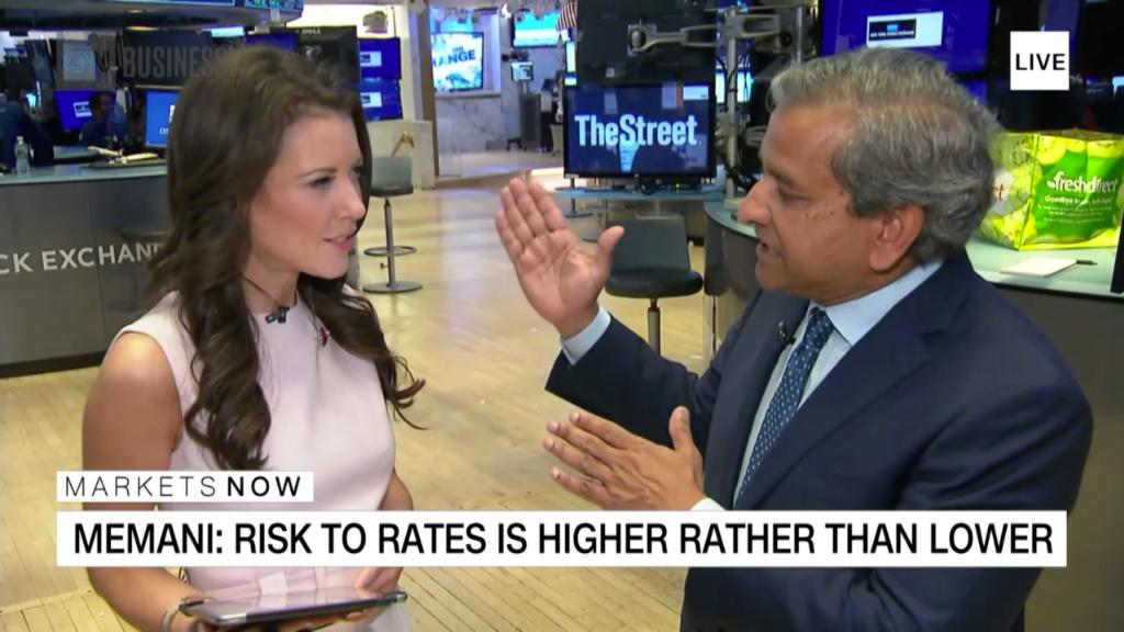 FULL SHOW 7/23/2019: Invesco's Krishna Memani predicts Bull market will continue to run