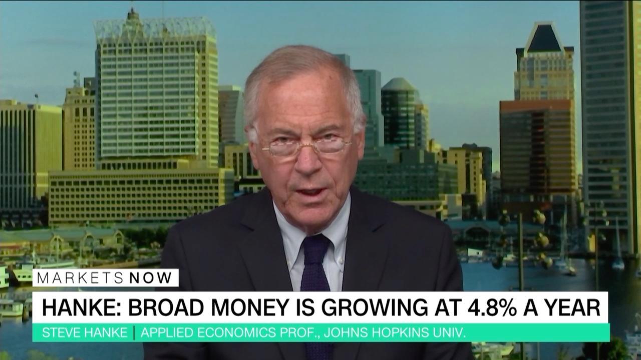 FULL SHOW 731/2019: Economist says money supply over interest rates