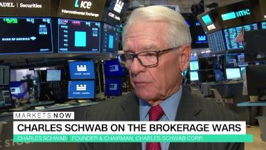 FULL SHOW 10/16/2019: Charles Schwab talks brokerage wars