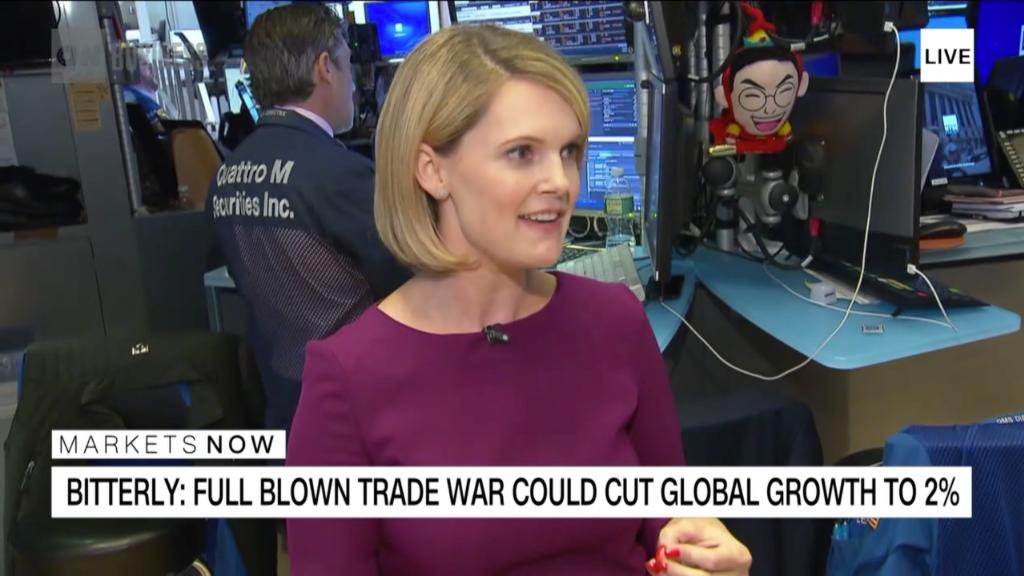 FULL SHOW 11/06/2019: Strategist: Vote with your ballot, not portfolio in 2020